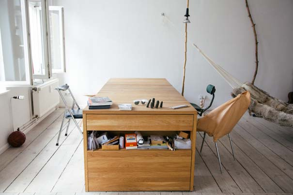 Γραφείο που μετατρέπεται σε κρεβάτι  !!!