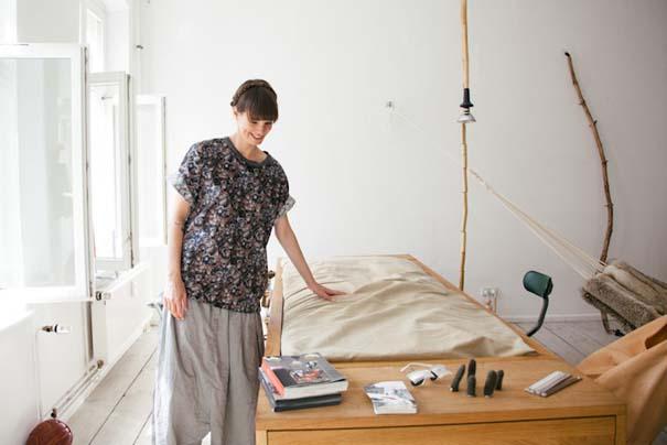 Γραφείο που μετατρέπεται σε κρεβάτι (6)
