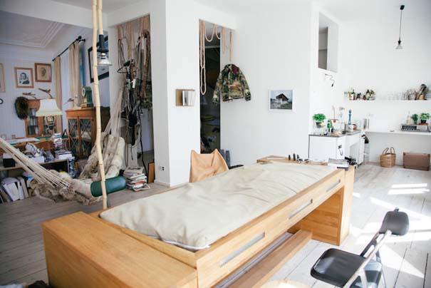 Γραφείο που μετατρέπεται σε κρεβάτι (7)