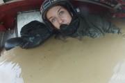 Η γυναίκα οδηγός που δεν σταματάει πουθενά