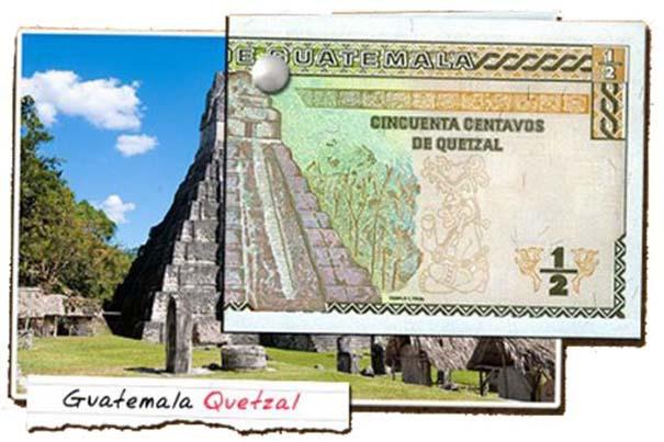 Ο γύρος του κόσμου μέσα από… χαρτονομίσματα! (3)