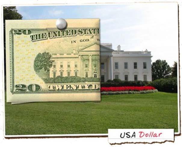 Ο γύρος του κόσμου μέσα από… χαρτονομίσματα! (5)