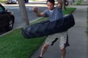Hula hoop με ελαστικό 45 κιλών