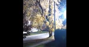 Ηλεκτρική πύρινη μπάλα έσπειρε τον τρόμο στο Montreal (Video)