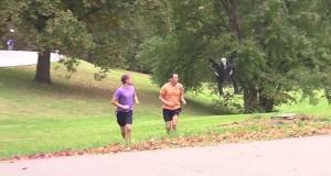 Ιπτάμενος Χάρος σπέρνει τον πανικό σε πάρκο του Kentucky (Video)