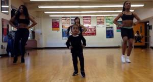 Κοριτσάκι 2 ετών σε χορογραφία της Beyonce (Video)