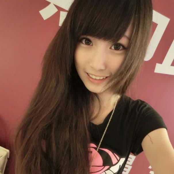 Τα κορίτσια των McDonald's στην Ταϊβάν (11)