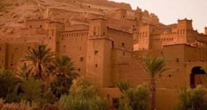 Η διάσημη οχυρωμένη πόλη του Ait-Ben-Haddou