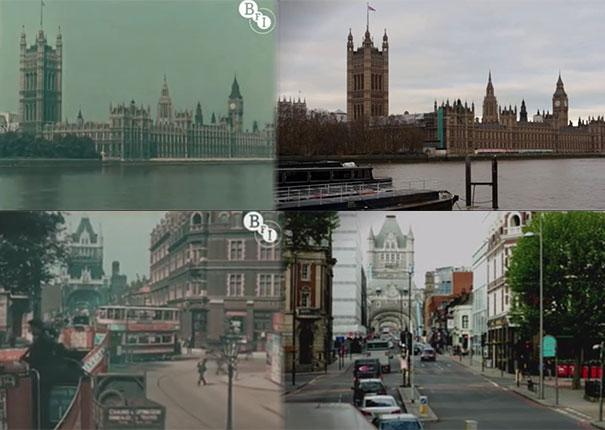 Το Λονδίνο με διαφορά 86 ετών