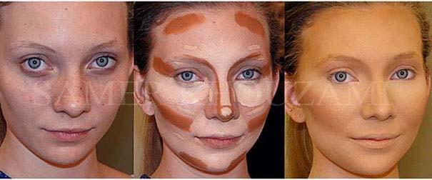 Η μαγεία του μακιγιάζ από τον Samer khouzami (3)