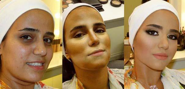 Η μαγεία του μακιγιάζ από τον Samer khouzami (7)
