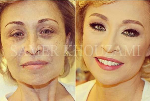 Η μαγεία του μακιγιάζ από τον Samer khouzami (8)