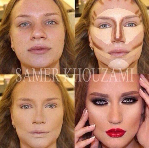 Η μαγεία του μακιγιάζ από τον Samer khouzami (9)