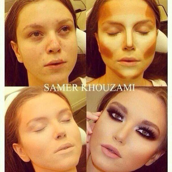 Η μαγεία του μακιγιάζ από τον Samer khouzami (11)