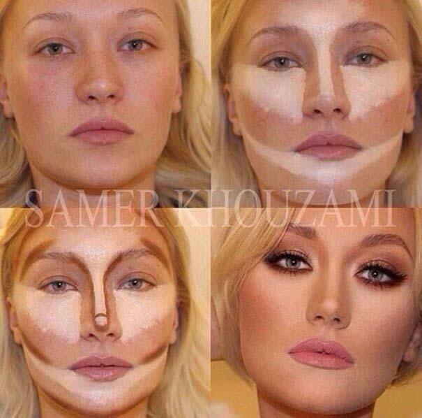 Η μαγεία του μακιγιάζ από τον Samer khouzami (12)