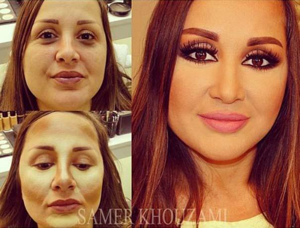Η μαγεία του μακιγιάζ από τον Samer khouzami (13)