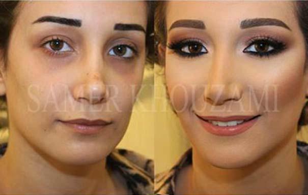 Η μαγεία του μακιγιάζ από τον Samer khouzami (14)