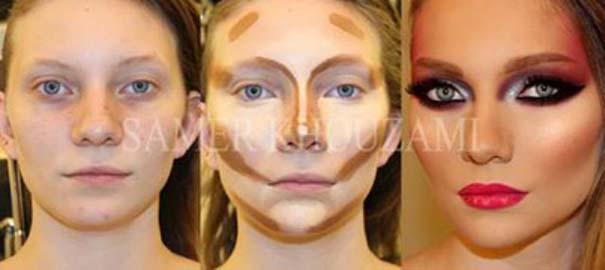 Η μαγεία του μακιγιάζ από τον Samer khouzami (15)