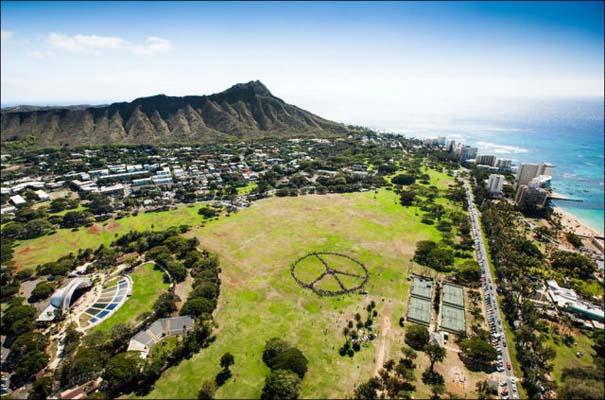 Μαγευτικό εναέριο ταξίδι στα νησιά της Χαβάης (1)