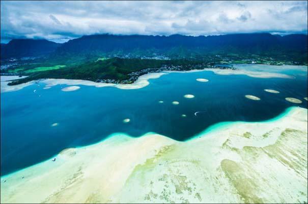 Μαγευτικό εναέριο ταξίδι στα νησιά της Χαβάης (14)