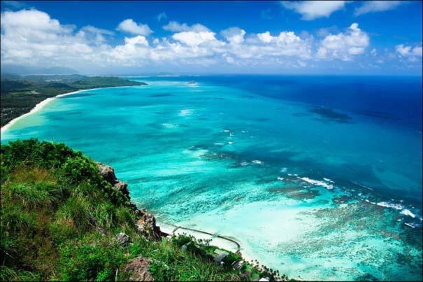 Μαγευτικό εναέριο ταξίδι στα νησιά της Χαβάης (15)