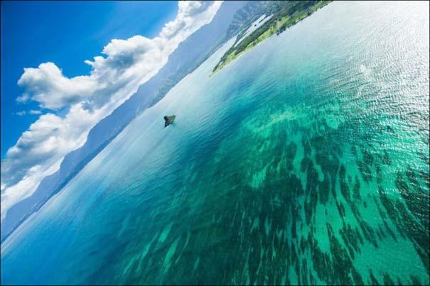 Μαγευτικό εναέριο ταξίδι στα νησιά της Χαβάης (19)
