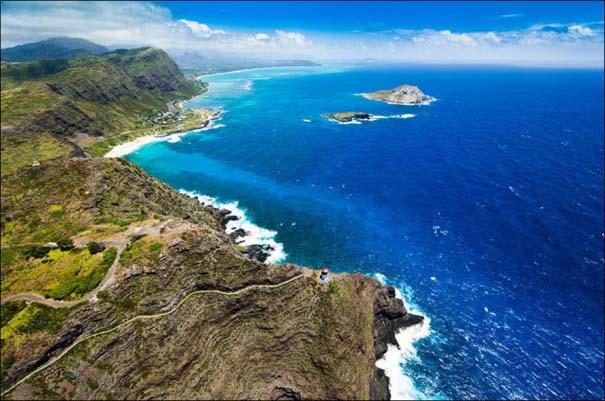 Μαγευτικό εναέριο ταξίδι στα νησιά της Χαβάης (21)