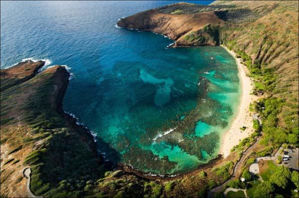 Μαγευτικό εναέριο ταξίδι στα νησιά της Χαβάης (24)