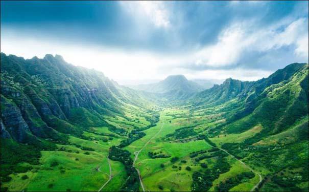 Μαγευτικό εναέριο ταξίδι στα νησιά της Χαβάης (28)