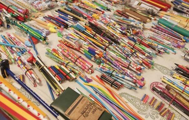 Η μεγαλύτερη συλλογή από μολύβια στον κόσμο (7)