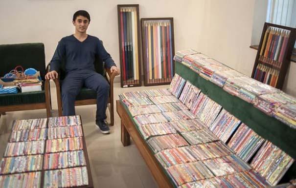 Η μεγαλύτερη συλλογή από μολύβια στον κόσμο (8)