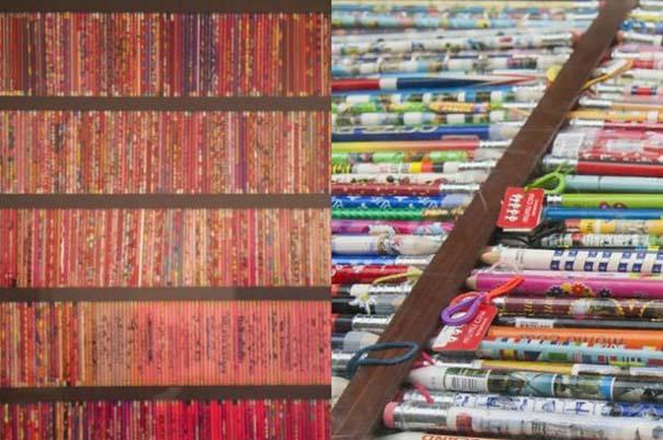 Η μεγαλύτερη συλλογή από μολύβια στον κόσμο (2)