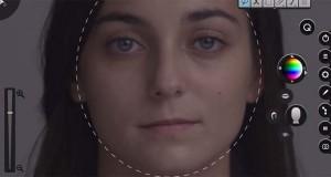 Η μεταμόρφωση μιας απλής κοπέλας σε εκθαμβωτική τραγουδίστρια με τεχνικές επεξεργασίας βίντεο