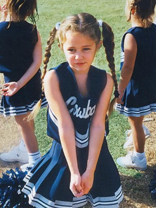 Η μεταμόρφωση της Miley Cyrus