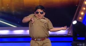 Μικρός χορευτής κλέβει την παράσταση στο «Ινδία Έχεις Ταλέντο» (Video)