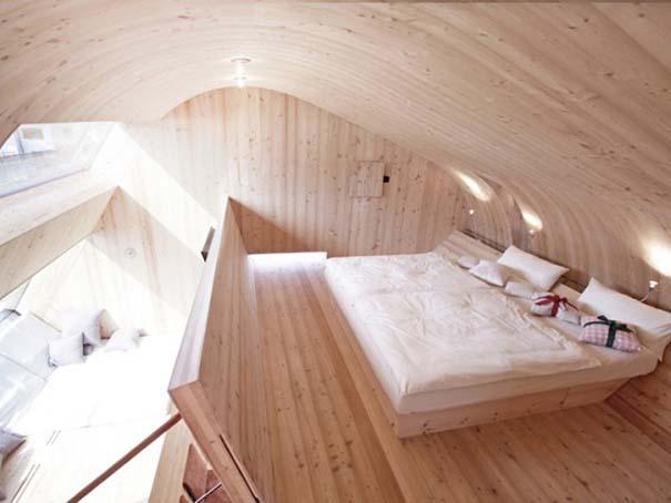 Μινιμαλιστικό σπίτι στις Αυστριακές Άλπεις (11)