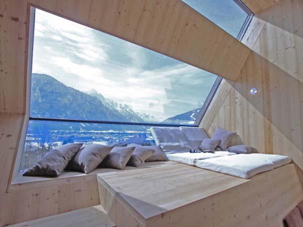 Μινιμαλιστικό σπίτι στις Αυστριακές Άλπεις (10)