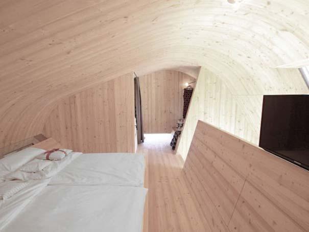 Μινιμαλιστικό σπίτι στις Αυστριακές Άλπεις (7)