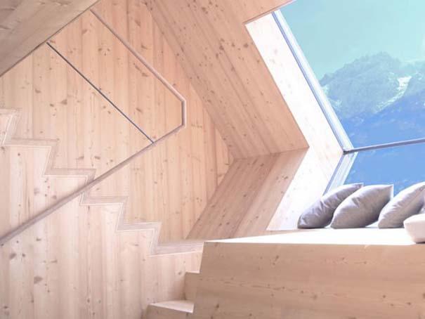 Μινιμαλιστικό σπίτι στις Αυστριακές Άλπεις (3)