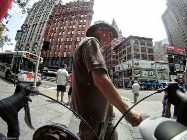 Η Νέα Υόρκη μέσα από τα μάτια ενός ποδηλάτη (2)