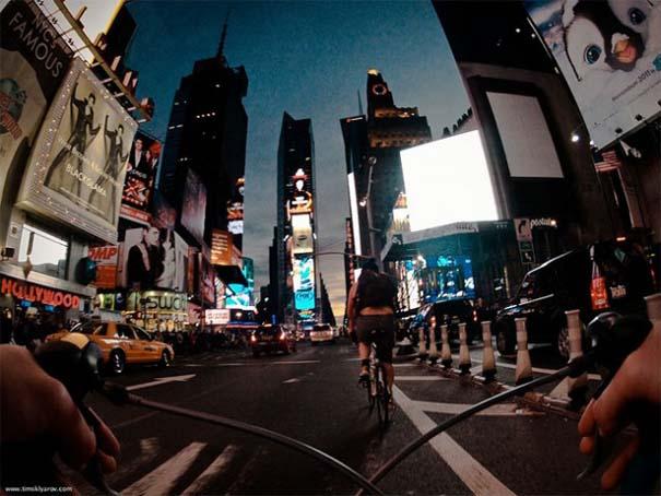 Η Νέα Υόρκη μέσα από τα μάτια ενός ποδηλάτη (6)