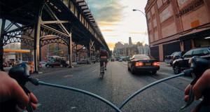 Η Νέα Υόρκη μέσα από τα μάτια ενός ποδηλάτη