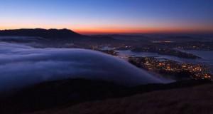 Η διάσημη ομίχλη του San Francisco σε ένα μαγευτικό Timelapse Video
