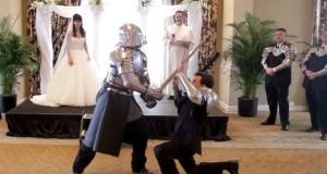 Όταν την οργάνωση του γάμου αναλαμβάνει ο γαμπρός (Video)