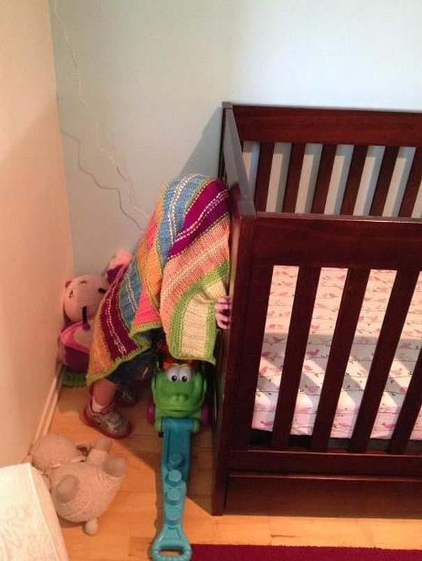 Παιδιά που δεν τα πάνε καθόλου καλά με το κρυφτό (5)