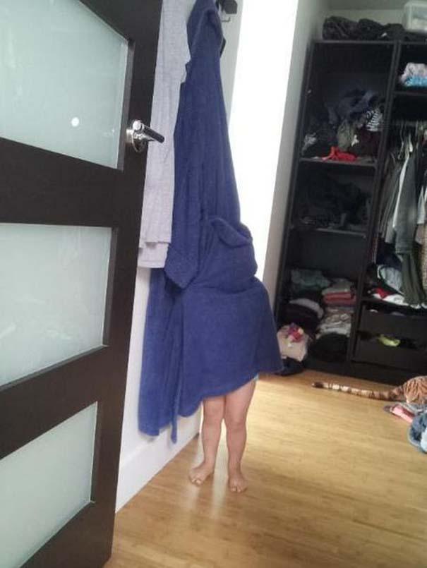 Παιδιά που δεν τα πάνε καθόλου καλά με το κρυφτό (15)