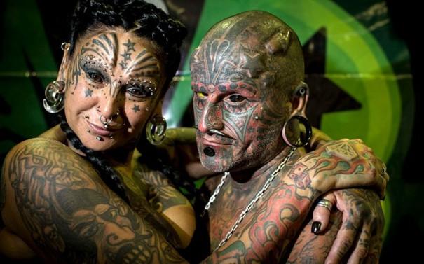 Το ζευγάρι του τρόμου | Φωτογραφία της ημέρας