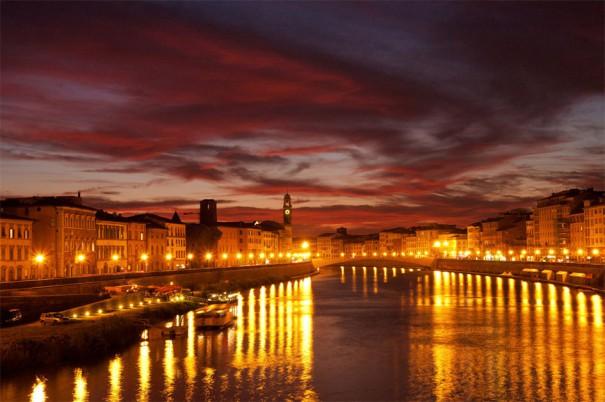 Σούρουπο στην Βενετία | Φωτογραφία της ημέρας