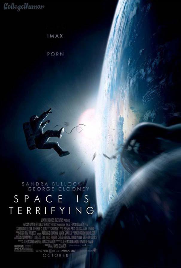 Τα posters των φετινών ταινιών όπως θα έπρεπε να είναι (2)