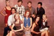 Οι πρωταγωνιστές της σειράς «Λεωφόρο του Melrose» τότε και τώρα (1)
